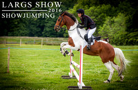 Showjumping - Largs Show 2016